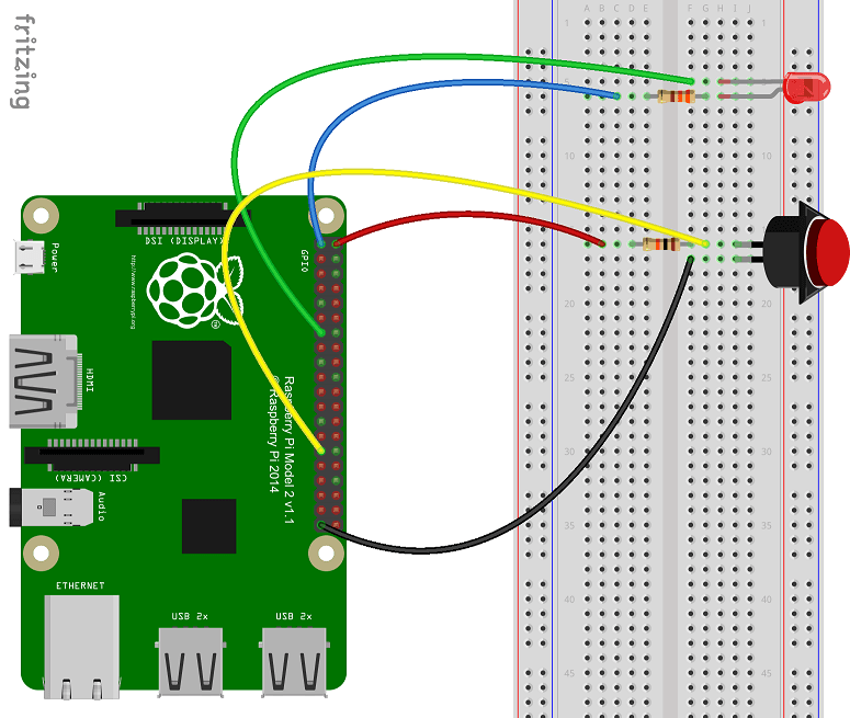 Amazing Beginners Guide To Gpio In Windows 10 Iot Core Chris Briggs Blog Wiring Database Numdin4X4Andersnl